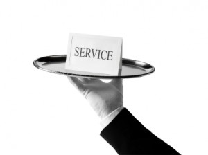 Selling A Service