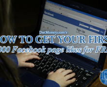 How To Get Your First 1,000 Facebook Page Likes For Free